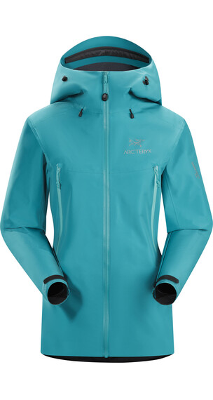 Arc'teryx W's Beta LT Jacket Cerulean